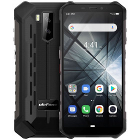 "Smartphone Ulefone Armor X3 - 5.5"" HD And. 9.0 MTK6580 Quad 1.3GHz 2/32GB 8+2/2MP IP68"