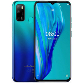 """Smartphone Ulefone Note 9P - 6.52"""" FHD+ And. 10 Helio P22 Octa 2.0GHz 4/64GB 16MP"""