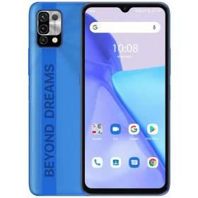 "Smartphone UMIDIGI Power 5 - 6.53"" FHD+ And. 11 Helio G25 Octa 2.0GHz 3/64GB 13/8MP Termômetro Digital IR"