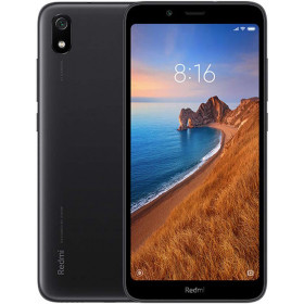 "Smartphone Xiaomi Redmi 7A - 5.45"" FHD+ And. 9.0 Snapdragon 439 Octa 2.0GHz 16/32GB 13/5MP"