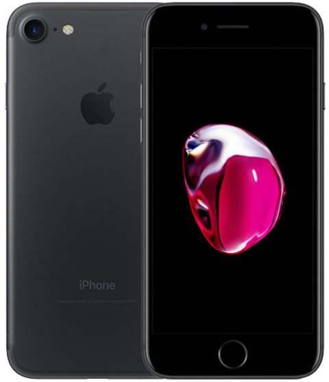 "Smartphone Apple iPhone 7 - 4.7"" HD+ iOS 11 Quad 2.34GHz 32/128/256GB 12/7MP SIRI IP67"