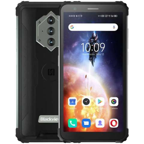 """Smartphone Blackview BV6600E - 5.7"""" FHD+ And. 11 UNISOC SC9863A Octa 1.6GHz 4/32GB 13MP IP68"""