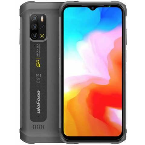"Smartphone Ulefone Armor 12 5G - 6.52"" HD+ And. 11 Dimensity 700 Octa 2.0GHz 8/128GB 48MP IP68"