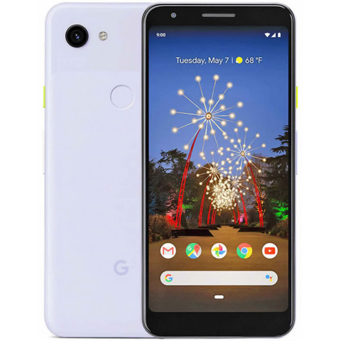 """Smartphone Google Pixel 3a XL - 6.0"""" FHD+ And. 10 Snapdragon 670 Octa 2.0GHz 64GB 12.2MP IP68"""