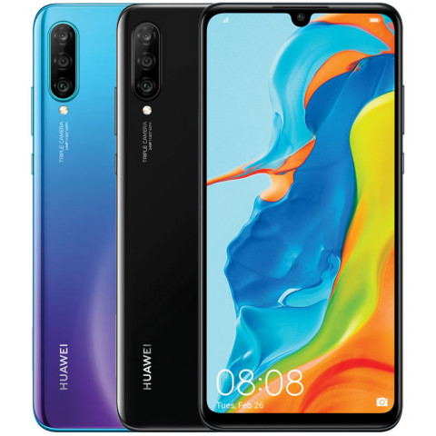 "Smartphone Huawei P30 Lite - 6.15"" FHD+ And. 9.0 Kirin 710 Octa 2.2GHz 6/128GB 32/24+8+2MP"