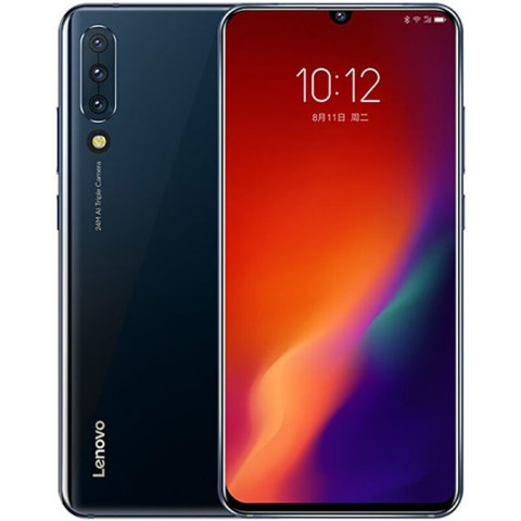 "Smartphone Lenovo Z6 - 6.39"" FHD+ And. 9.0 Snapdragon 730 Octa 2.2GHz 64/128GB 24+8+5/16MP"