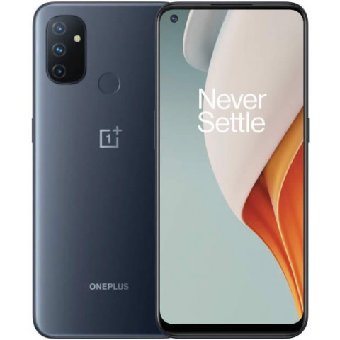 """Smartphone OnePlus Nord N100 - 6.52"""" FHD+ And. 10 Snapdragon 460 Octa 1.8GHz 4/64GB 13/8MP"""