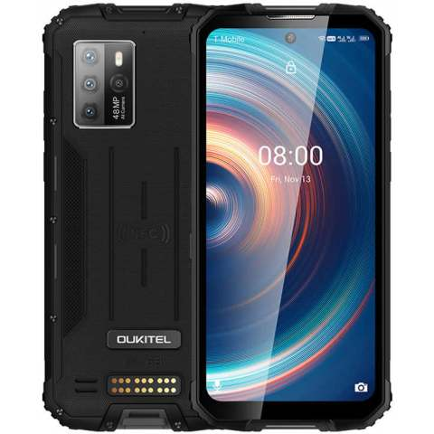 """Smartphone Oukitel WP10 - 6.67"""" HD+ And. 10 Dimensity 800 Octa 2.0GHz 8/128GB 48MP IP68"""