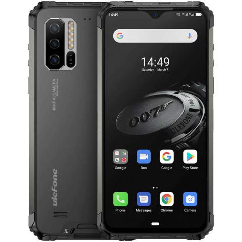 "Smartphone Ulefone Armor 7E - 6.3"" FHD+ And. 9.0 Helio P90 Octa 2.2GHz 4/128GB 48/16MP IP68"