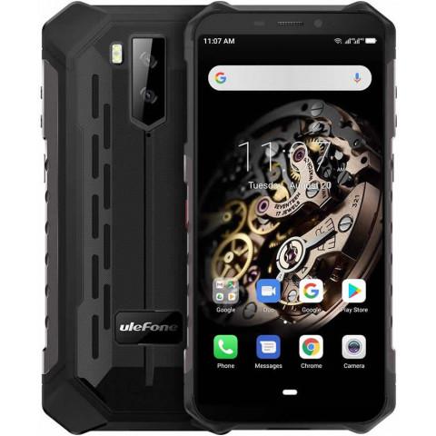 "Smartphone Ulefone Armor X5 - 5.5"" HD+ And. 9.0 Helio P23 Octa 2.2GHz 3/32GB 13/5MP IP68"