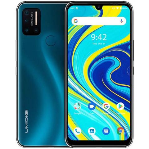 "Smartphone UMIDIGI A7 Pro - 6.3"" FHD+ And. 10 Helio P23 Octa 2.5GHz 64/128GB 16/16MP"