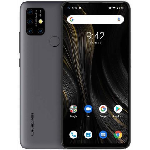 "Smartphone UMIDIGI Power 3 - 6.53"" FHD+ And. 10 Helio P60 Octa 2.0GHz 4/64GB 48/16MP"