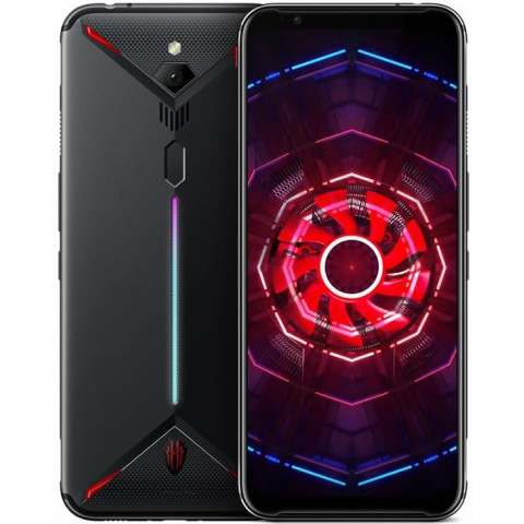 "Smartphone ZTE nubia Red Magic 3 - 6.65"" FHD+ And. 9.0 Snapdragon 855 Octa 2.84GHz 128/256GB 48/16MP"