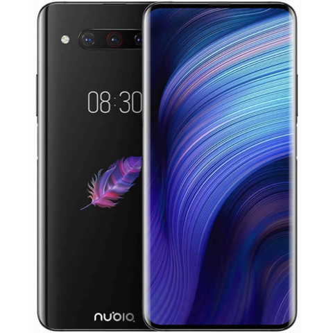 """Smartphone ZTE nubia Z20 - 6.42"""" FHD+ And. 9.0 Snapdragon 855+ Octa 2.96GHz 128GB 48+16+8MP"""