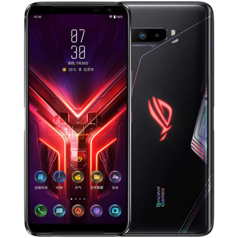 "Smartphone ASUS ROG Phone III - 6.59"" FHD+ And. 10 Snapdragon 865+ Octa 3.1GHz 128/256/512GB 64MP"