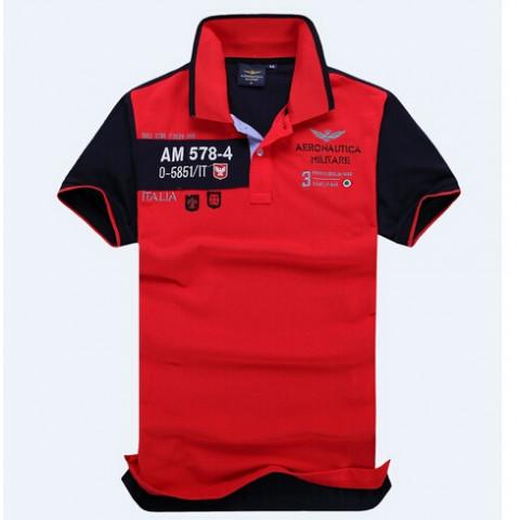Camisa Polo Aeronautica Militare Algodão Bordada [AM02]