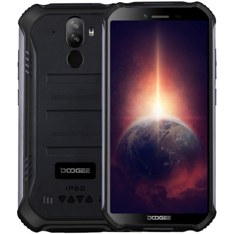 "Smartphone Doogee S40 Pro - 5.5"" HD+ And. 10 Helio A25 Octa 1.8GHz 4/64GB 13/5MP IP68"