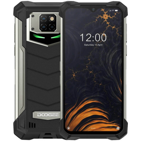 """Smartphone Doogee S88 Pro - 6.3"""" FHD+ And. 10 Helio P70 Octa 2.1GHz 6/128GB 21/16MP IP68"""