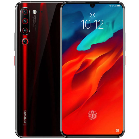 "Smartphone Lenovo Z6 Pro - 6.39"" FHD+ And. 9.0 Snapdragon 855 Octa 2.84GHz 128/256GB 48/32MP"