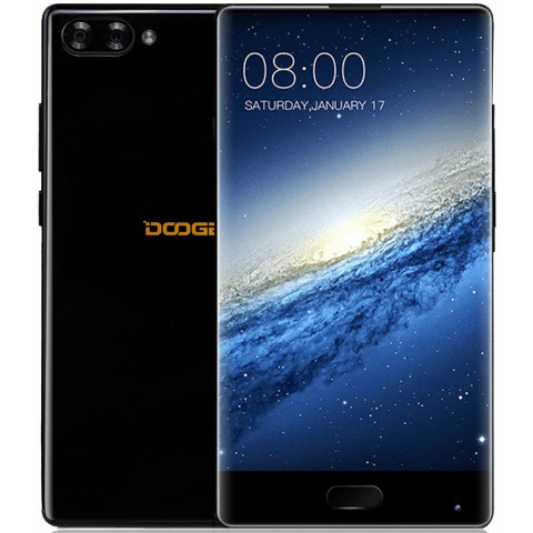 "Smartphone Doogee Mix - 5.5"" FHD And. 7.0 Helio P25 Octa 2.5GHz 6/64GB 5/16+8MP"