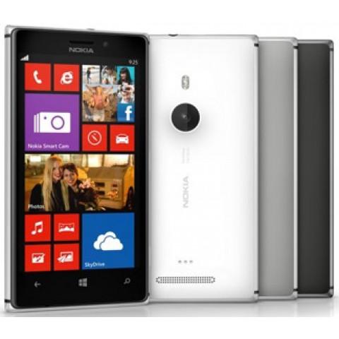 "Smartphone Nokia Lumia 925 - 4.5"" HD+ Windows 8 Dual 1.5GHz 16GB 2x8.7MP FHD"