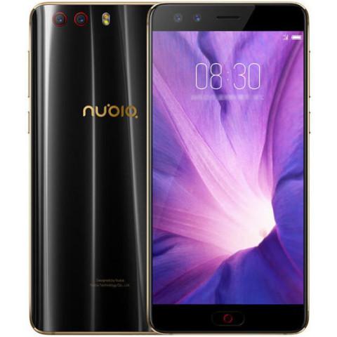 "Smartphone ZTE Nubia Z17 mini S - 5.2"" FHD And. 7.1 Snapdragon 653 Octa 1.95GHz 6/64GB 16+16MP"