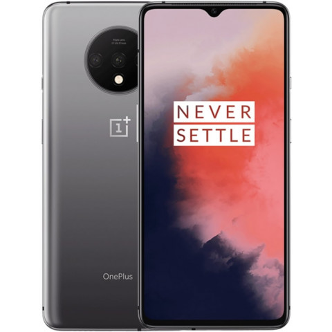 "Smartphone OnePlus 7T - 6.55"" FHD+ And. 10 Snapdragon 855+ Octa 2.96GHz 128/256GB 48+16+12/16MP"