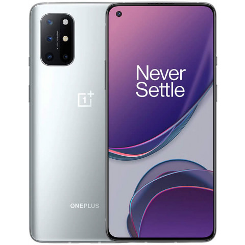 """Smartphone OnePlus 8T - 6.59"""" FHD+ And. 11 Snapdragon 865 Octa 2.84GHz 128/256GB 48/16MP"""