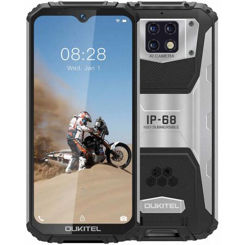 "Smartphone Oukitel WP6 - 6.3"" FHD+ And. 9 Helio P70 Octa 2.1GHz 6/128GB 48/16MP IP68 10000mAh"