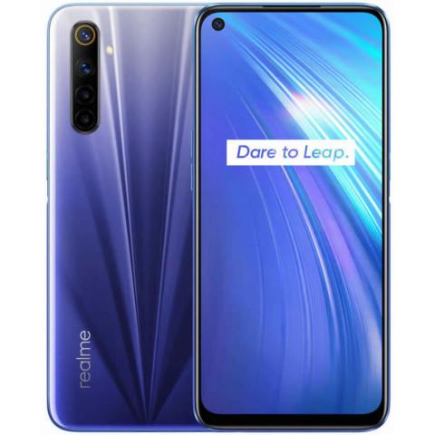 "Smartphone Realme 6 - 6.5"" FHD+ And. 10 Helio G90T Octa 2.05GHz 128GB 64/16MP"
