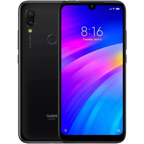 "Smartphone Xiaomi Redmi 7 - 6.26"" FHD+ And. 9.0 Snapdragon 632 Octa 1.8GHz 16/32/64GB 8/12+2MP"