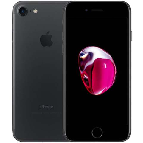 "Smartphone Apple iPhone 7 - 4.7"" 32/128/256GB iOS 11 Quad 2.34GHz 7/12MP SIRI IP67"