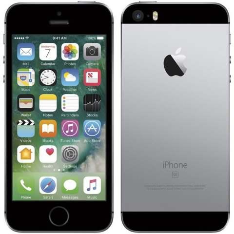 "Smartphone Apple iPhone SE - 4.0"" 16/32/64/128GB iOS 10 Dual 1.84GHz 1.2/12MP SIRI"