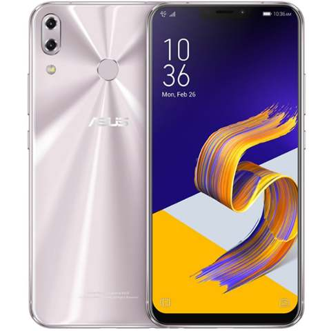 "Smartphone ASUS Zenfone 5z - 6.28"" FHD+ And. 8.0 Snapdragon 845 Octa 2.8GHz 64/128/256GB 12/8MP"
