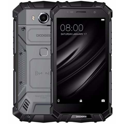 "Smartphone Doogee S60 Lite - 5.2"" FHD And. 7.0 MTK6750T Octa 1.5GHz 4/32GB 16/8MP IP68"