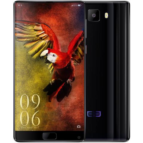 "Smartphone Elephone S8 - 6.0"" QHD And. 7.1 Helio X25 Deca 2.5GHz 4/64GB 8/21MP 4K"