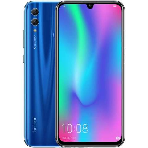 "Smartphone Huawei Honor 10 Lite - 6.21"" FHD+ And. 9.0 Kirin 710 Octa 2.2GHz 64/128GB 24/13+2MP"