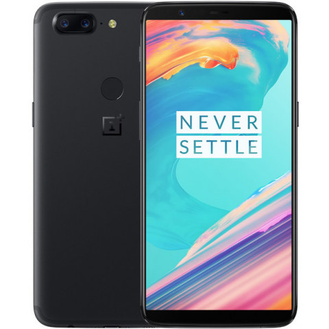 "Smartphone OnePlus 5T - 6.01"" FHD+ And. 9.0 Snapdragon 835 Octa 2.45GHz 64/128GB 16/16+16MP"