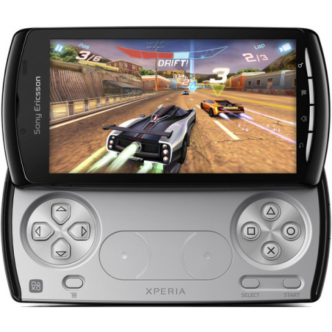 Smartphone Sony Xperia PLAY (R800 Z1i)4.7'' And. 2.3.4 1GHz 512MB 2x5.0MP HD