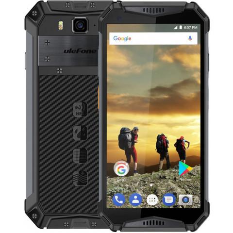 "Smartphone Ulefone Armor 3 - 5.7"" FHD+ And. 8.1 Helio P23 Octa 2.5GHz 4/64GB 13/21MP IP68"
