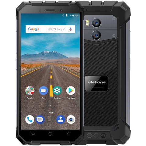 "Smartphone Ulefone Armor X - IP68 5.0"" And. 8.1 MTK6739 Quad 1.5GHz 16GB 8/13+5MP"