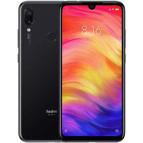 "Smartphone Xiaomi Redmi Note 7 - 6.3"" FHD+ And. 9.0 Snapdragon 660 Octa 2.2GHz 32/64/128GB 48/13MP"