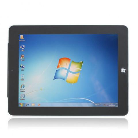 "Tablet Intel Atom N2600 1.66GHz Dual 64 bits LG 9.7"" Multi Touch Windows 7 Ultimate 2GB DDR3 HD SSD 32GB 3G HD GPU Jogos 3D HDMI Webcam 1.3mp Microfone Sensor Gravitacional"