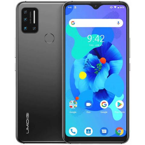 "Smartphone UMIDIGI A7 - 6.49"" FHD+ And. 10 Helio P20 Octa 2.3GHz 6/64GB 16/16MP"