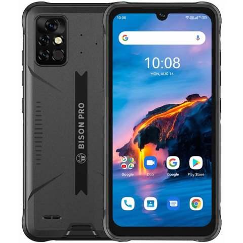 "Smartphone UMIDIGI Bison Pro - 6.3"" HD+ And. 11 Helio G80 Octa 2.05GHz 128GB 48/24MP IP68"