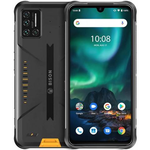 "Smartphone UMIDIGI Bison - 6.3"" HD+ And. 10 Helio P60 Octa 2.0GHz 8/128GB 48/24MP IP68"