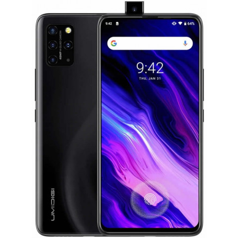 "Smartphone UMIDIGI S5 Pro - 6.5"" FHD+ And. 10 Helio G90T Octa 2.05GHz 256GB 48/16MP"