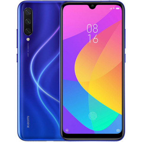 "Smartphone Xiaomi Mi A3 - 6.01"" HD+ And. 9.0 Snapdragon 665 Octa 2.0GHz 64/128GB 48+8+2/32MP"