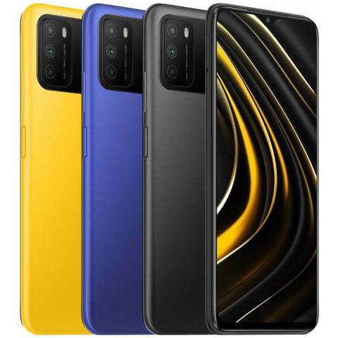 "Smartphone Xiaomi Poco M3 - 6.53"" FHD+ And. 10 Snapdragon 662 Octa 2.0GHz 64/128GB 48MP"