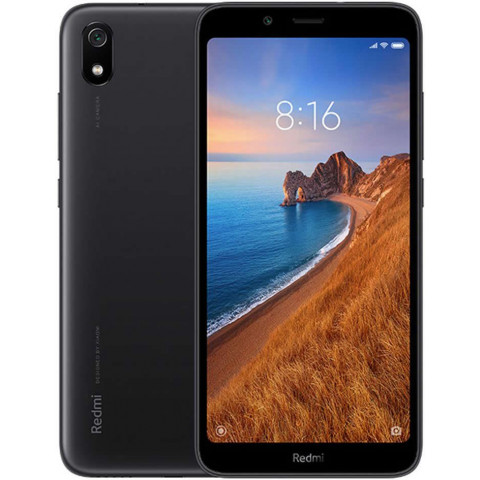 "Smartphone Xiaomi Redmi 7A - 5.45"" FHD+ And. 9.0 Snapdragon 439 Octa 2.0GHz 32GB 13/5MP"